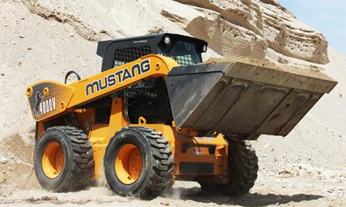Minicargadoras Mustang
