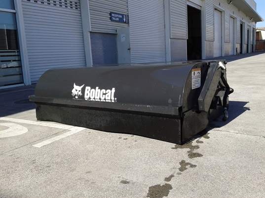 """Barredora Bobcat 72"""""""