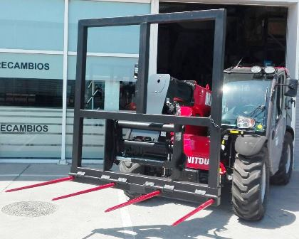 Porta Pacas Modelo 3-UMC